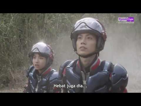 Ultraman X Ep 1 Sub Indo HD