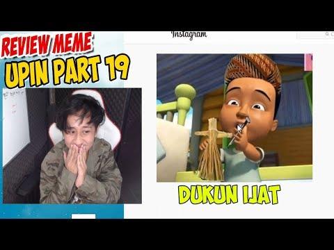 review-meme-upin-ipin-part-19-,-ijat-jadi-dukun-wkwk-!
