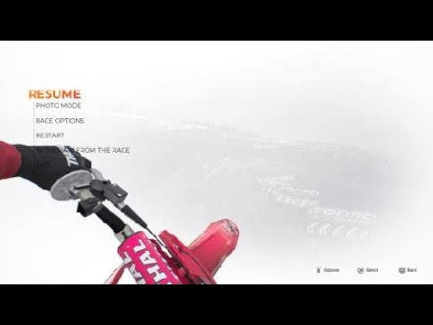 MXGP 2020 - The Official Motocross Video Game Glitch (For Milestone)  