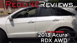 Acura RDX 2013 Videos