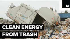 How One Company is Transforming Trash into Clean Energy