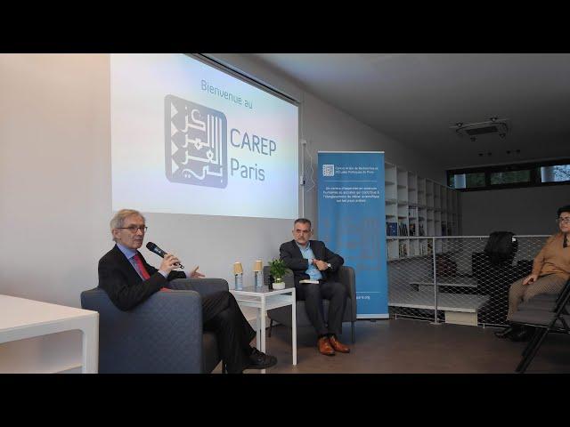 Rencontre avec Michel Duclos