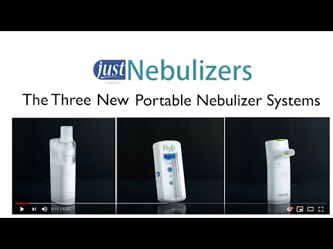 Comparing 3 Portable Nebulizer Systems