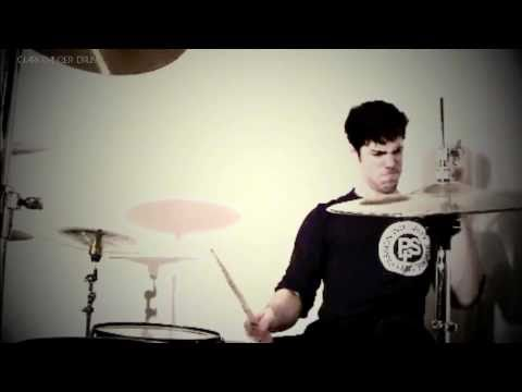THE GHOST INSIDE - Greater Distance - Drum Cover mp3