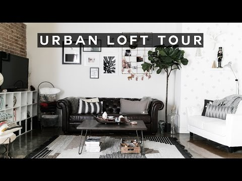 Urban Loft Tour - Downtown Los Angeles | Imdrewscott