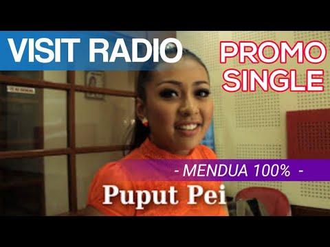 Puput Pei - Visit Radio - NSTV - TV Musik Indonesia