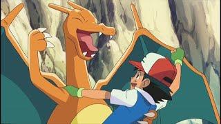 Ash und die Entwicklung seines Glurak | Pokémon: SW – Abenteuer in Einall und darüber hinaus