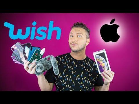 БЕЗПЛАТНИ калъфи за iPhone XS Max от WISH +iPhone GIVEAWAY