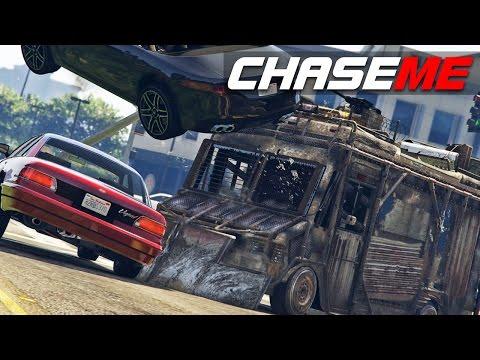 Chase Me E17 - Armored Boxville