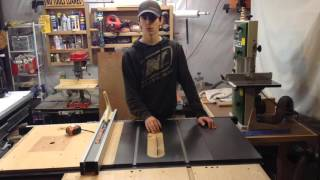 Delta 36-725 Table Saw Review