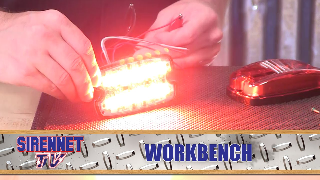 Chris Shows Us The Whelen M4 Linear Lighthead Youtube Smart Led 500 Wiring Diagram