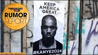 """Keep America Great #Kanye2024"" Posters Pop Up In NYC, Chicago, and LA"