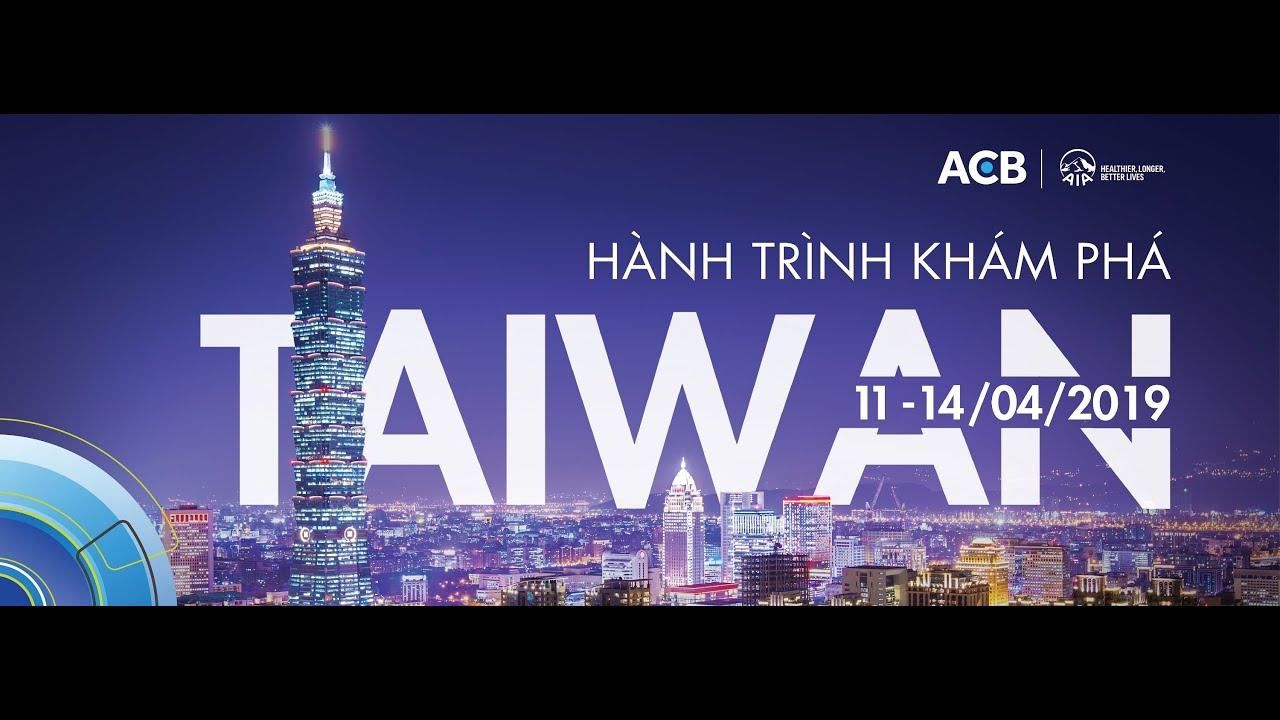 Tour Đài Loan 4 Ngày 3 Đêm – Đại Thiên Phú Travel