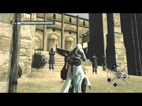 Assassin's Creed playthrough #34: Architecture of Jerusalem Rich Quarter part 1