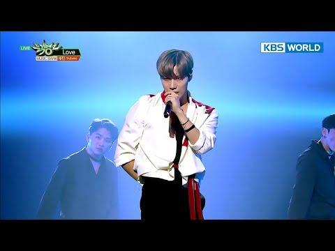 TAEMIN (태민) - LOVE [Music Bank COMEBACK / 2017.10.20]