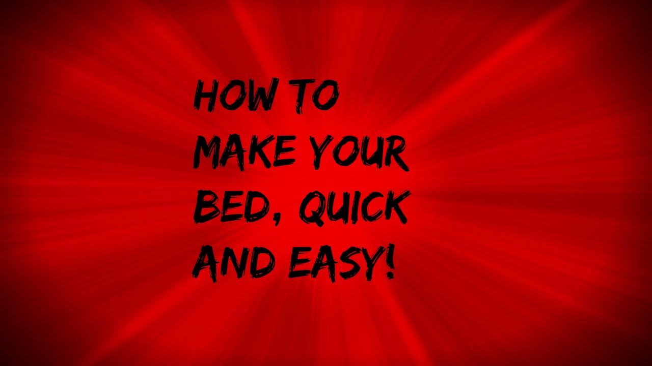 How to clean your bed - How To Clean Your Bed
