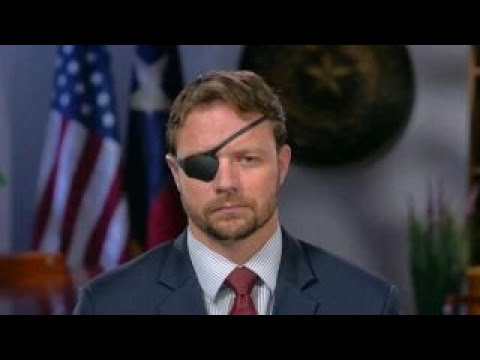 Big midterm election win for former Navy SEAL Dan Crenshaw