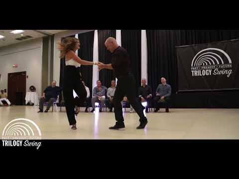 Robert Royston and Jessica Cox - Trilogy Swing 2018