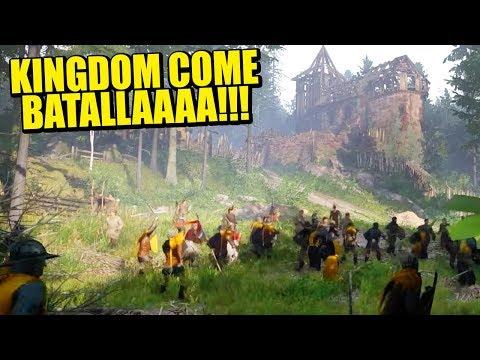 GRAN BATALLA, BOSS (59:00), Y ARMADURAS SECRETAS (1:46:05, 3:17:05) - KINGDOM COME: DELIVERANCE