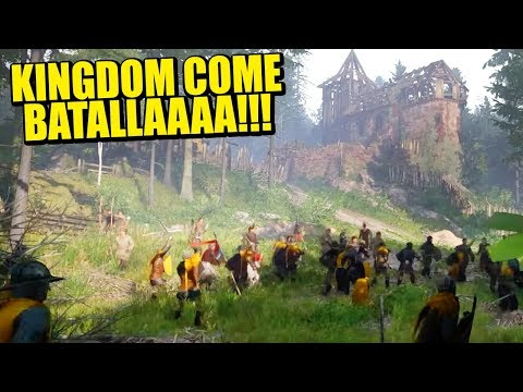 LA GRAN BATALLA - KINGDOM COME: DELIVERANCE | Gameplay Español