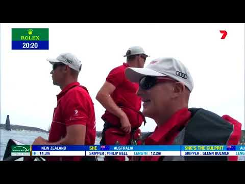 2017 Rolex Sydney Hobart Live Broadcast replay