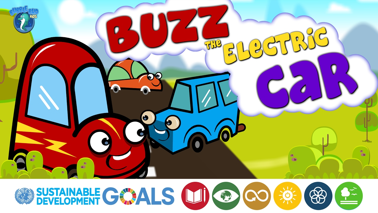 Air Pollution, Cars for Kids | Short Story | Buzz, The ...