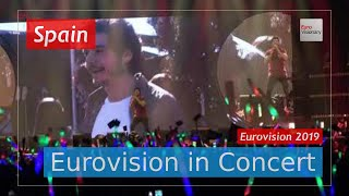 Spain Eurovision 2019 Live: Miki - La Venda - Eurovision in Concert - Eurovision Song Contest 2019