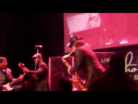 Boney James performs
