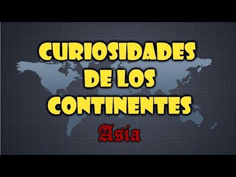 Curiosidades de los Continentes: Asia - Loquendo