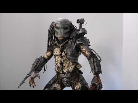 EndoT800's Neca 1/4th (Thee) Predator -...