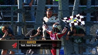 Winner s Weekend: Kevin Harvick - Kansas | NASCAR RACE HUB