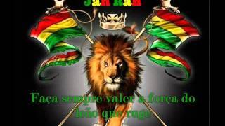 Leão que ruge - Banda Jah Rah