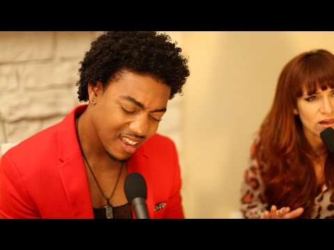 "Beyonce' ""Mine"" (Cover) @Rudy_Currence Featuring @ShoshanaBean"