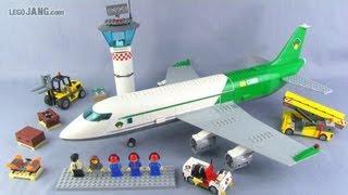 LEGO City Cargo Terminal 60022 set Review!