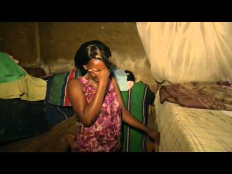 Miranda Hart Visits Slums In Kampala | Sport Relief 2012