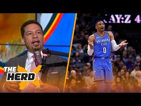 Chris Broussard talks OKC's Thunder Blunder, the Cavs' shortcomings and Lonzo | THE HERD
