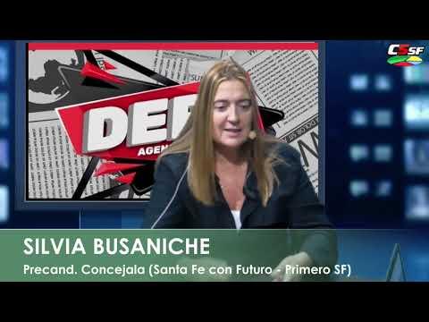 Silvia Busaniche: Hay que ganarle por goleada a los deshonestos