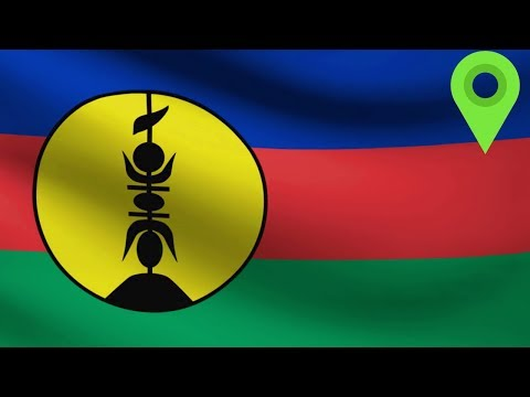 New Caledonia Votes On Independence Today - New Country?