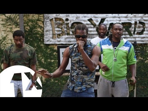 1Xtra in Jamaica - Seani B's 90's Dancehall Cypher from Big Yard Jamaica