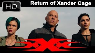 xXx Три икса: Мировое господство\ Return of Xander Cage