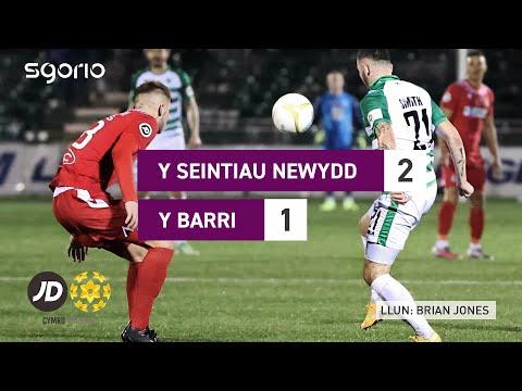 TNS Barry Goals And Highlights