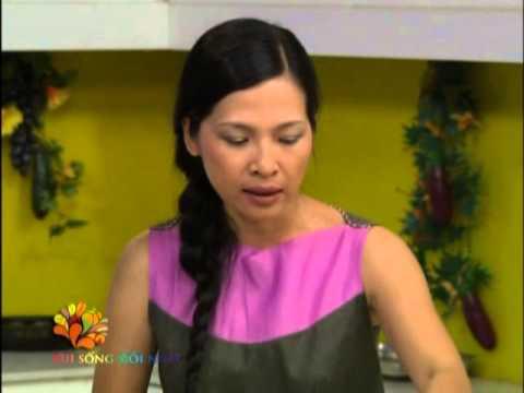 Ngô Thái Uyên hướng dẫn làm bánh mì ở nhà - Vui Sống Mỗi Ngày [VTV3 - 18.06.2013]