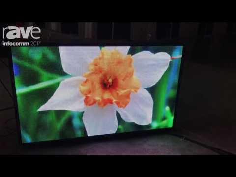 InfoComm 2017: Shenzhen Talks About New LED Screen
