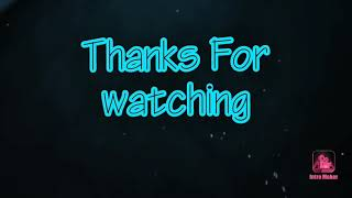 Download Thanks for watching
