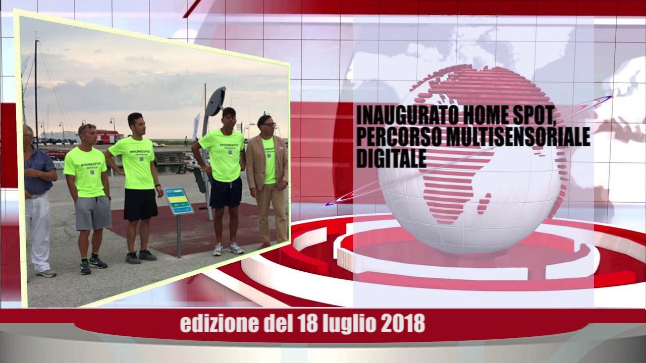 Velluto Notizie Web Tv Senigallia Ed  18 07 2018