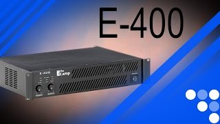 Review | the t.amp E-400 [Deutsch]