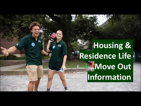 Tulane University Parent Webinar: 2018 Move Out, Shipping & Summer Storage Resources