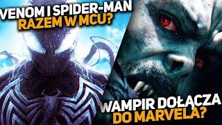 Morbius - Film, który połączy Venoma, Spider-Mana i X-menów? Analiza trailera!