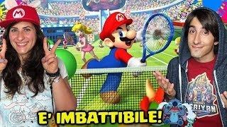Dovrò ALLENARMI MOLTO per VINCERE la PARTITA! Mario TENNIS ACES Gameplay ITA! By FrancyDreams