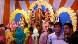 Durga Pooja Bishrampur Surguja Chhattisgarh.mp4